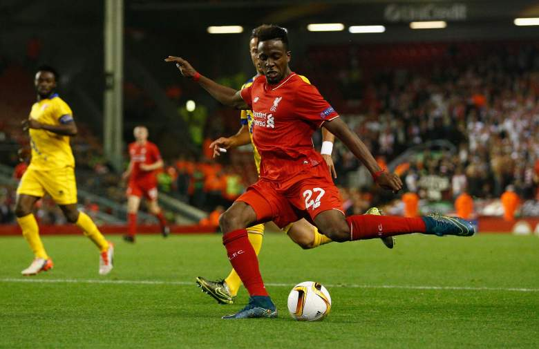 Liverpool were held by FC Sion in midweek. Getty)