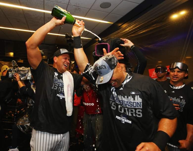 Alex Rodriguez, Carlos Beltran, New York Yankees, MLB postseason