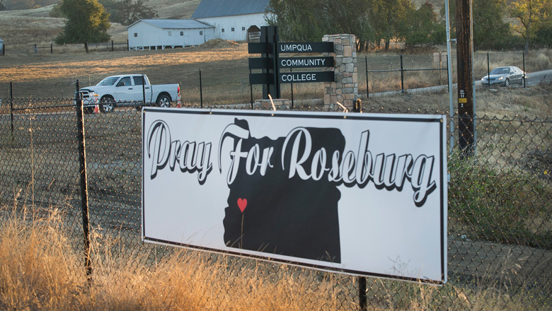 A Tribute to Oregon Shooting Victim