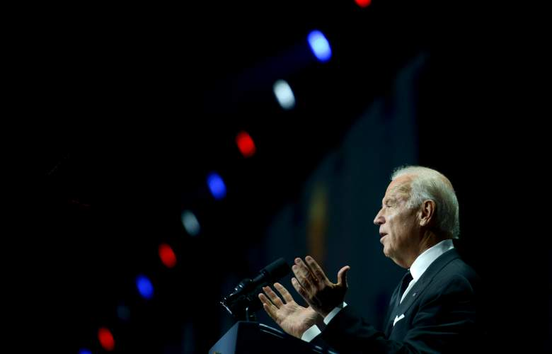 is joe biden running for president