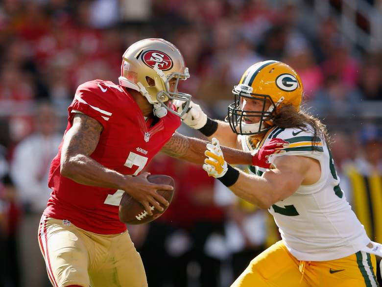 The Packers defense is quickly improving. Getty)