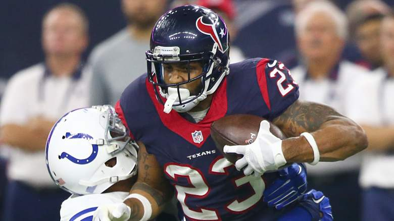 Is Texans running back Arian Foster ready for a full workload? (Getty)