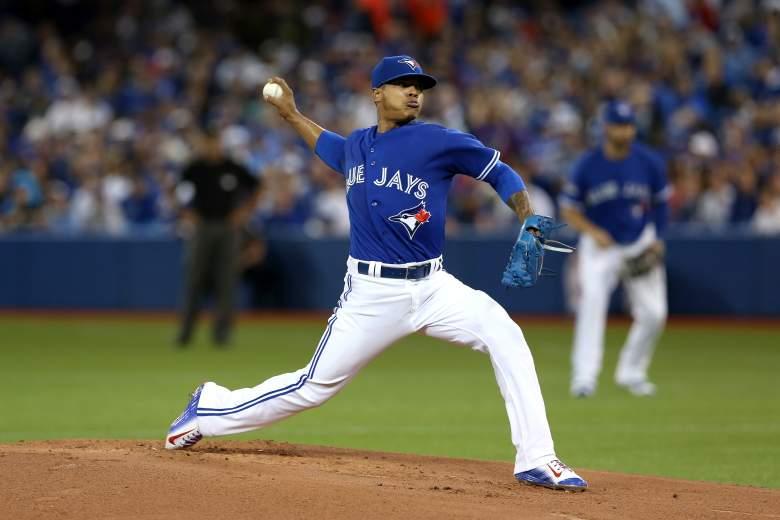 Marcus Stroman, Toronto Blue Jays, ALDS, MLB