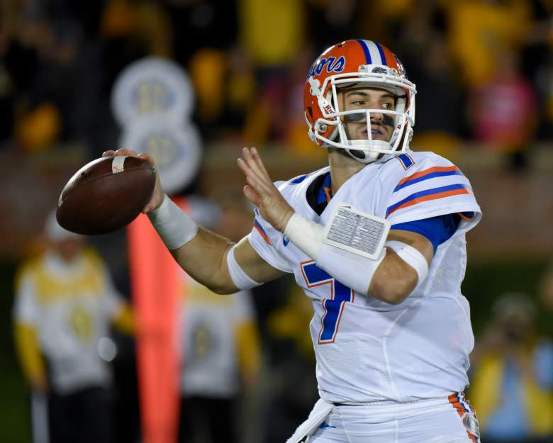 Will Grier suspension, Florida, Florida QB