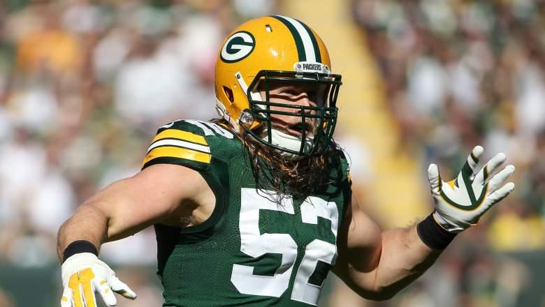 Clay Matthews, Packers Chargers Vegas odds, NFL lines week 6