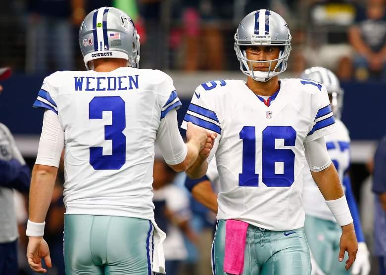 Matt Cassell, Dallas Cowboys, NFL