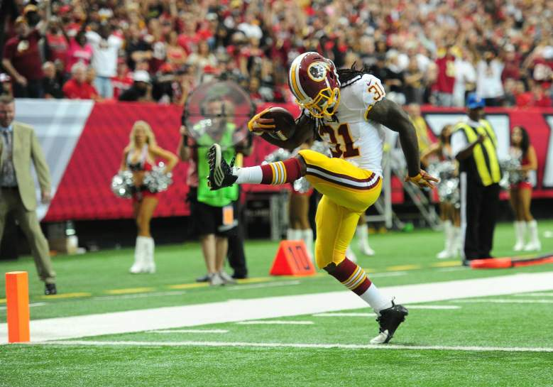 Matt Jones, Washington Redskins, NFL