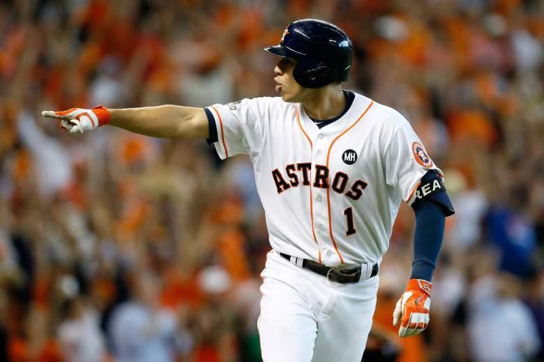 Carlos Correa, Houston Astros, ALDS
