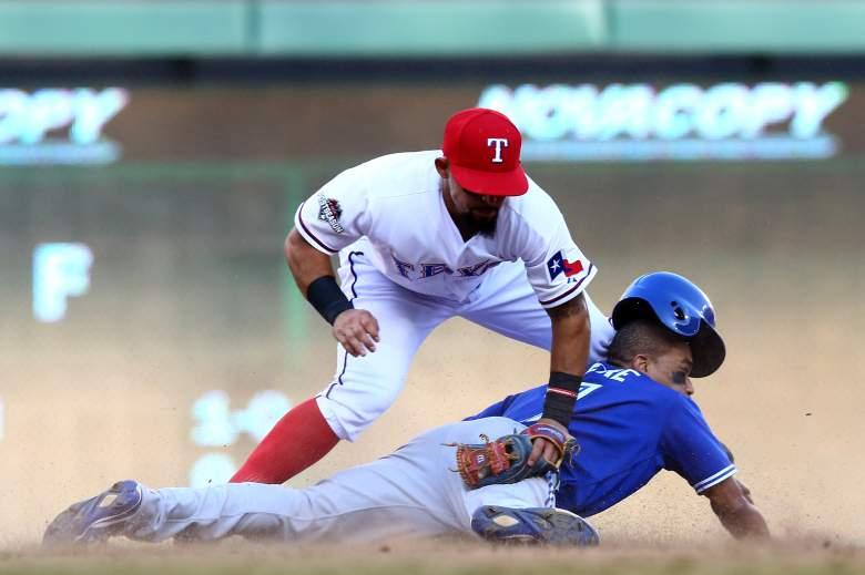 Texas Rangers, Toronto Blue Jays, ALDS