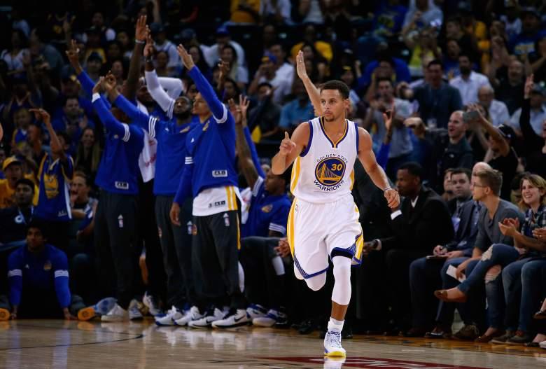 Steph Curry, Golden State Warriors, NBA