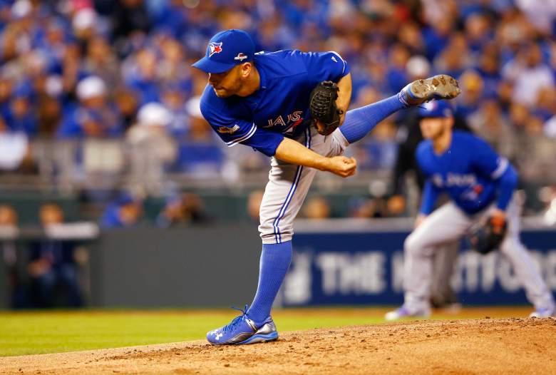 Marco Estrada, Toronto Blue Jays, MLB