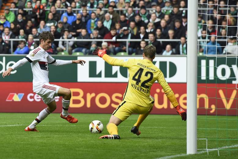 Bayern have won their first nine Bundesliga matches. Getty)