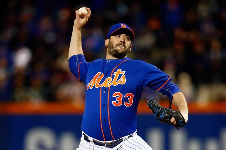 Matt Harvey, World Series, New York Mets, MLB