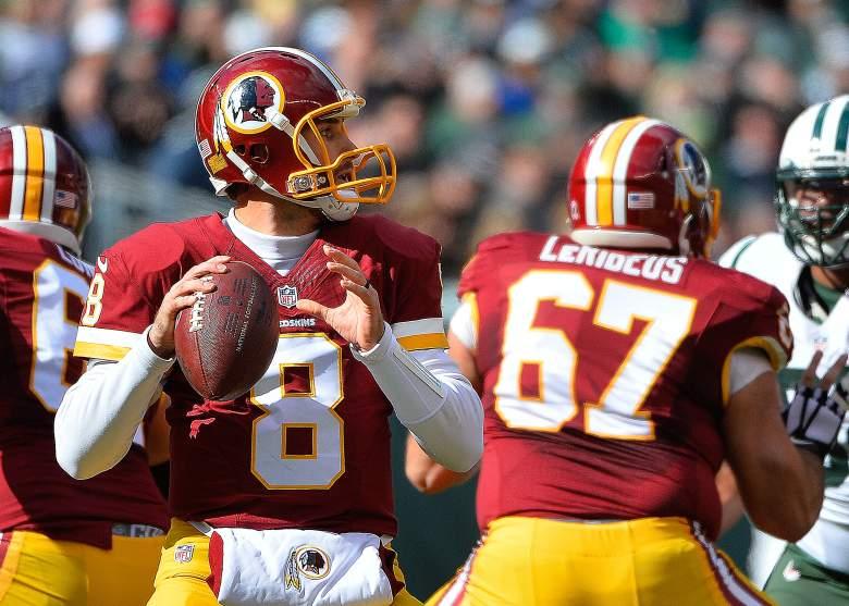 Kirk Cousins, Washington Redskins, NFL