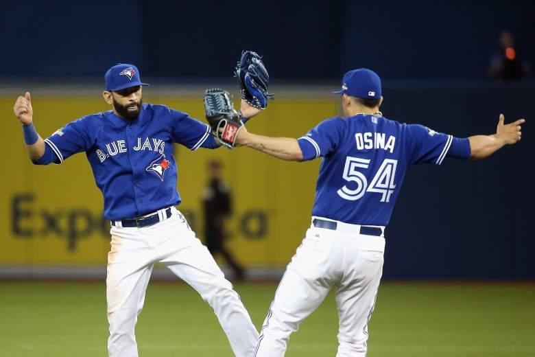 Toronto Blue Jays, MLB, ALCS