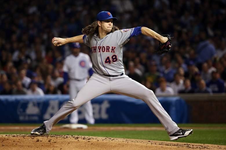 Jacob deGrom, New York Mets, MLB