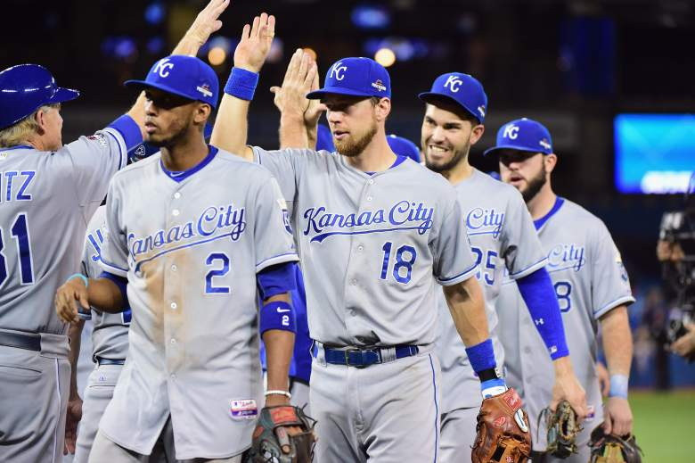 Kansas City Royals, ALCS, MLB