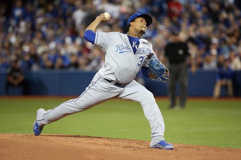 Edinson Volquez, World Series, World Series lineups, MLB