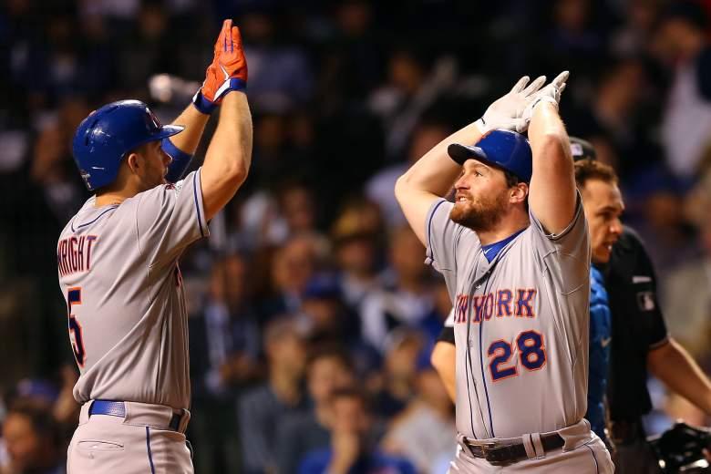 Daniel Murphy, New York Mets, World Series, MLB