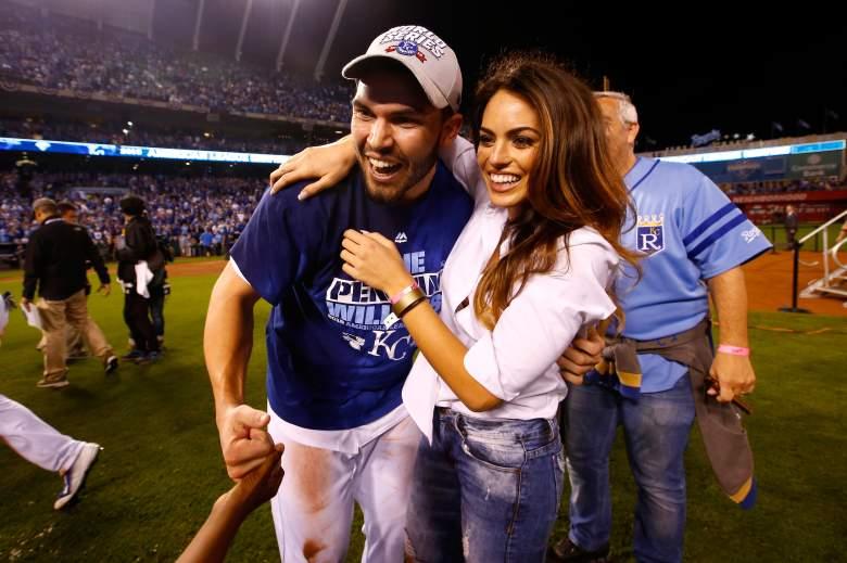 Kacie McDonnell, Eric Hosmer girlfriend, Kansas City Royals