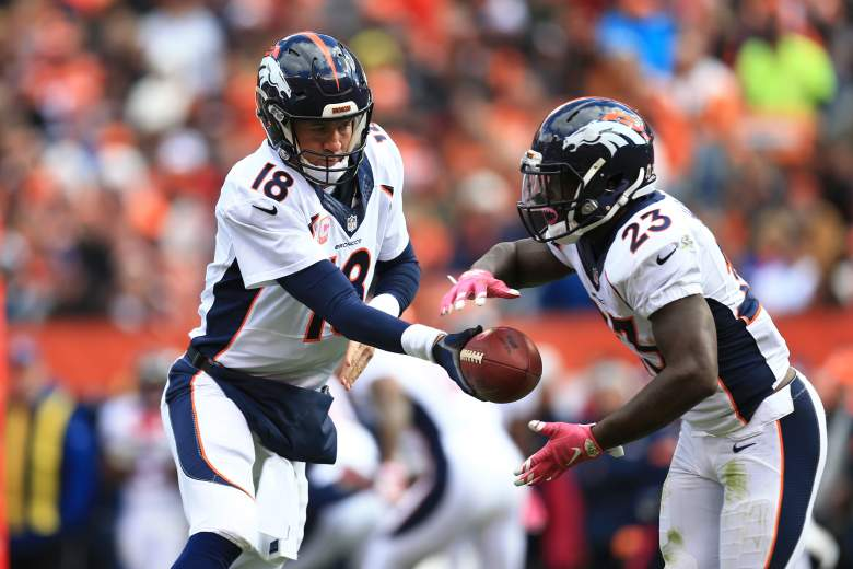 Peyton Manning will look to get back on track against the Packers. (Getty)