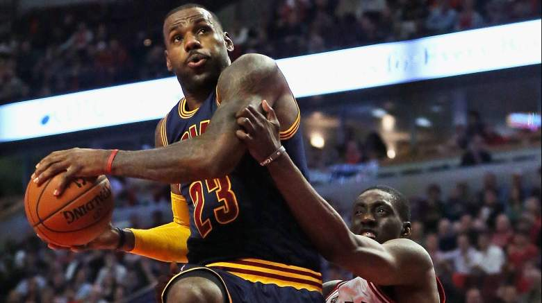 LeBron James, Cleveland Cavaliers, NBA