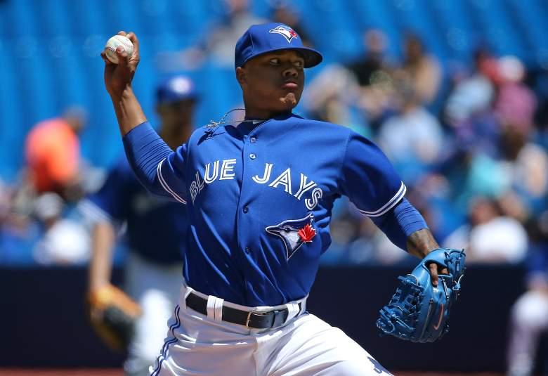 Marcus Stroman, Toronto Blue Jays, MLB