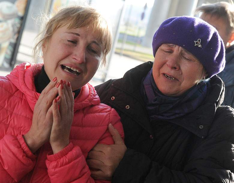Russian plane crash, russian pane crash in egypt