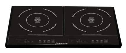 GForce GF-P1369-854 Portable Electric Double Induction Stove Burner Cooktop, induction stovetop burner, induction cooktop