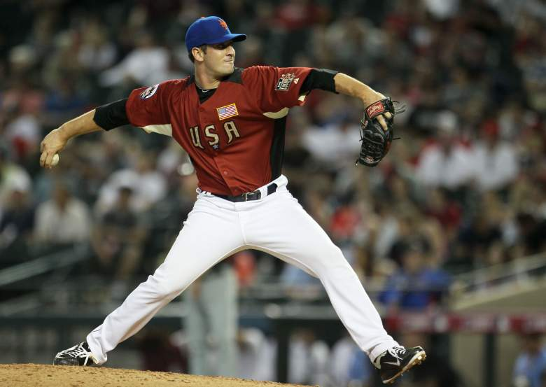Matt Harvey was a top prospect in the Futures Game as last as 2011 and now is starting Game 1 of the World Series for the New York Mets. (Getty)