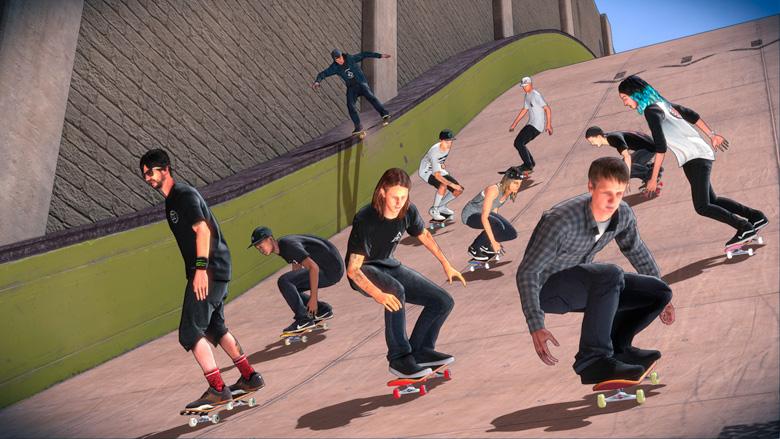 Tony Hawk Po Skater 5