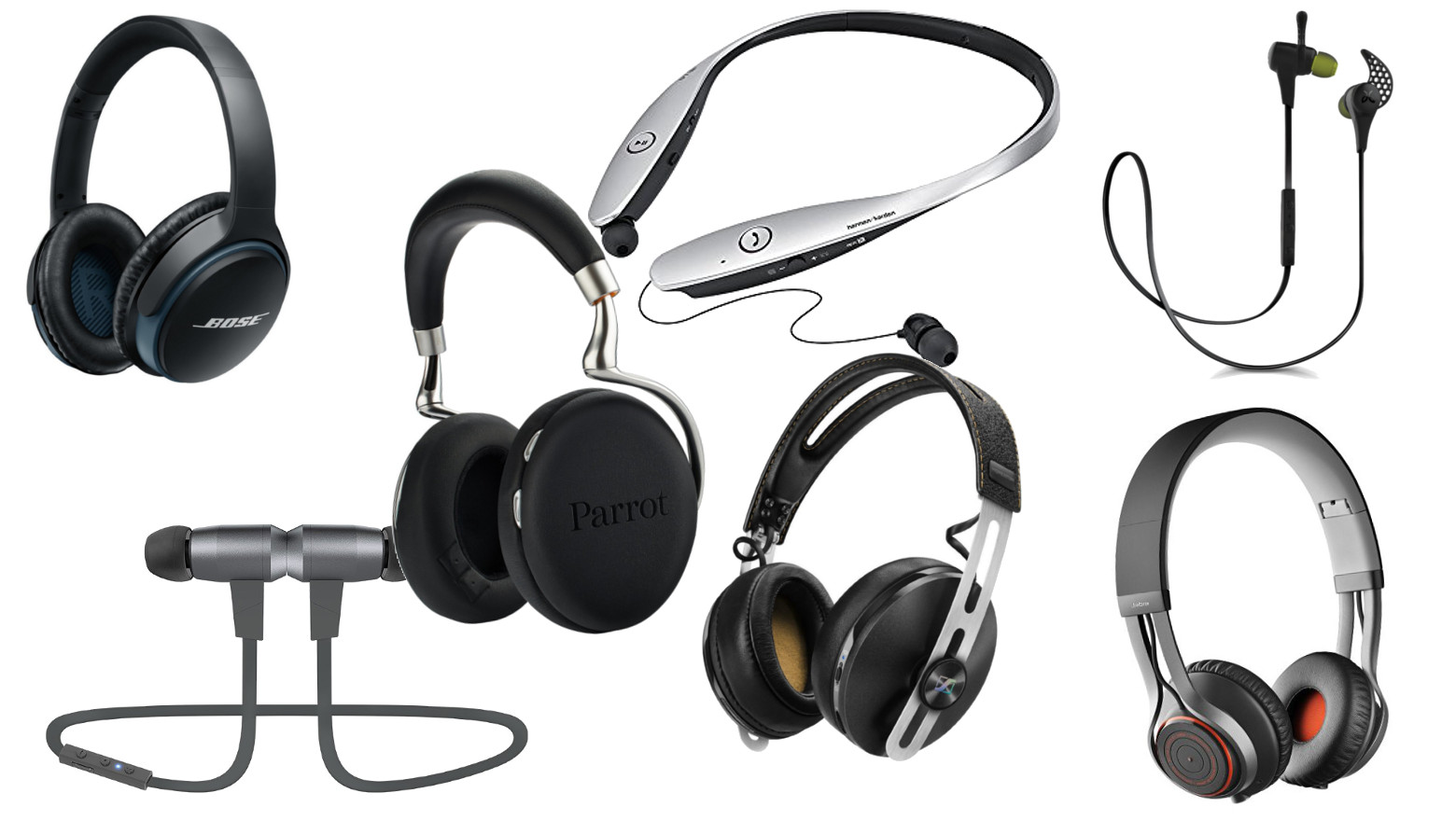 10 Best Wireless Bluetooth Headphones The Heavy Power List 2019 Heavy Com