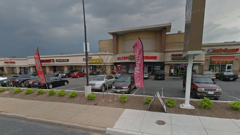Hilltop Shopping Plaza Shooting