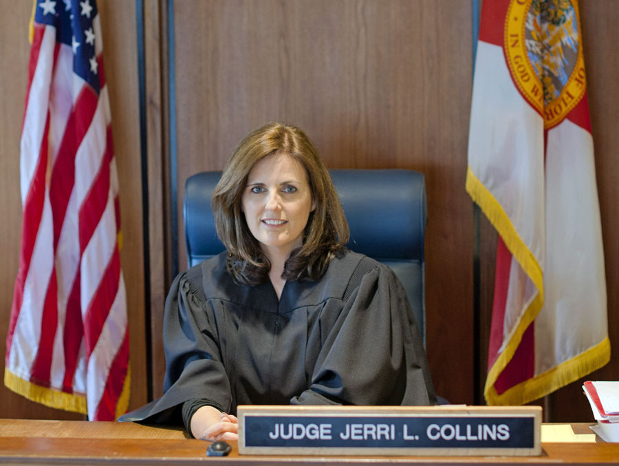 Judge Jerri Collins, Jerri Collins, Judge Jerri Collins Florida, Jerri Collins Florida, Jerri Collins domestic abuse victim, Judge Jerri Collins video, Florida Judge domestic abuse victim video, domestic abuse victim jail judge video
