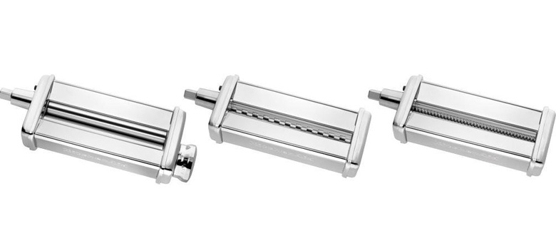 Kitchenaid KPRA Pasta Roller and cutter for Spaghetti and Fettuccine, kitchenaid, kitchenaid attachment, kitchenaid pasta attachment