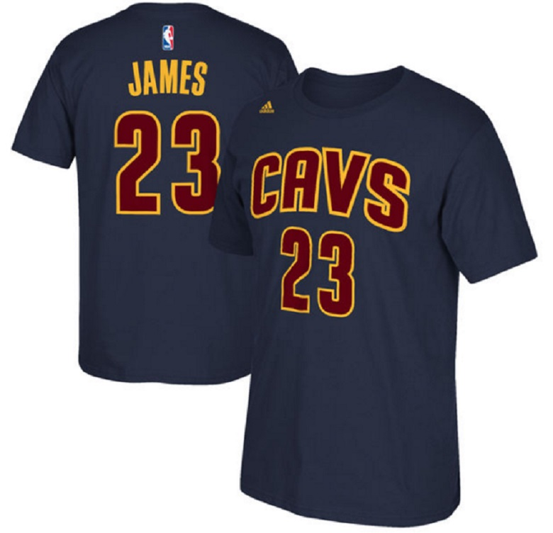 lebron james shirt cleveland cavaliers gear