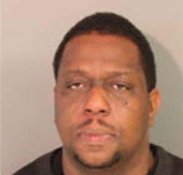 Lorenzo Clark Mugshot Terence Olridge murder