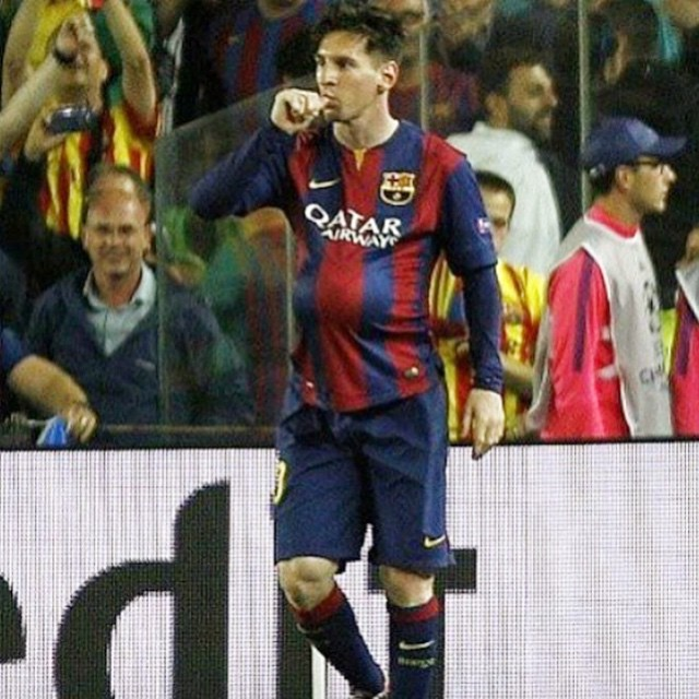 messi baby