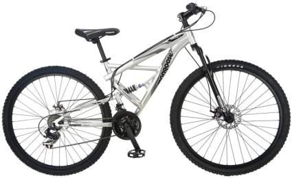 Mongoose Impasse Dual Full Suspension Bicycle (29-Inch), dual suspension bike, mongoose, mongoose mountain bike, mountain bike
