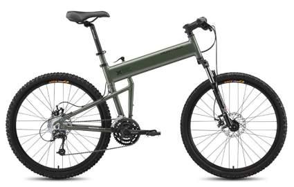 Montague Paratrooper Mountain Folding Bike, folding mountain bike, folding bike