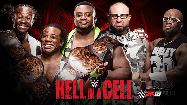 WWE Hell in a Cell 2015