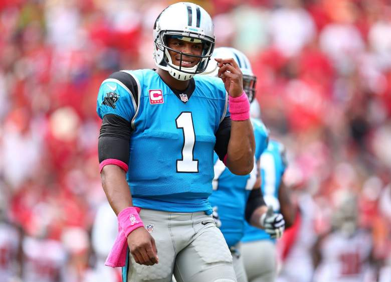 cam newton- newton panthers, panthers buccaneers