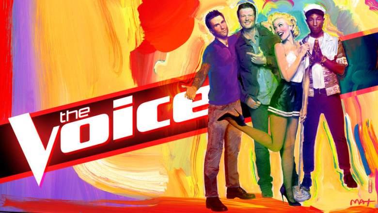 The Voice, The Voice Judges, The Voice Season 9, The Voice Season 9 Judges, The Voice Advisers, The Voice Coaches, The Voice Judges, The Voice Mentors