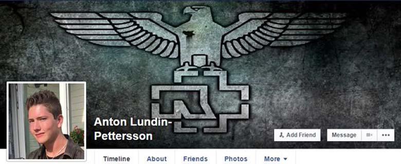Anton Pettersson Facebook page