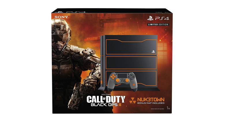 Call of Duty Black Ops 3 PS4 Bundle