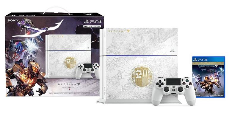 Destiny The Taken King PS4 Bundle