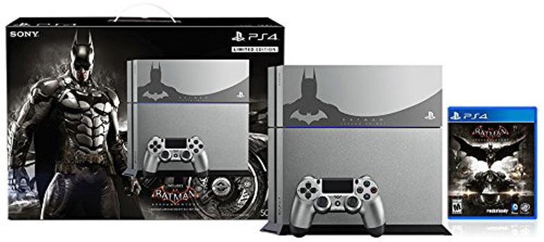Batman Arkham Knight PS4 Bundle
