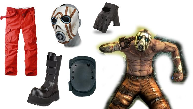 psycho bandit costume