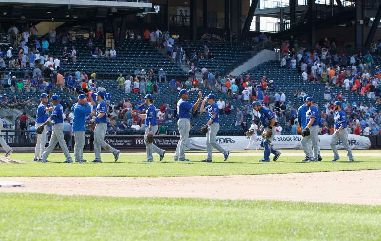 The Royals beat the Mets 6-2 in their last matchup on August 4, 2013 at Citi Field. (Getty)