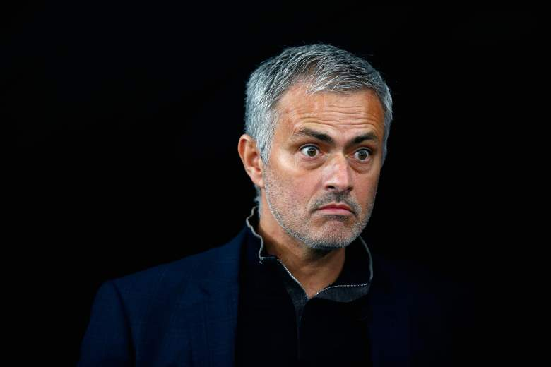Jose Mourinho and Chelsea are in trouble in the Champions League after drawing 0-0 against Dynamo Kiev on October 20, 2015. Getty